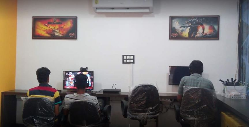 Profitable Gaming Lounge for Sale in Coimbatore