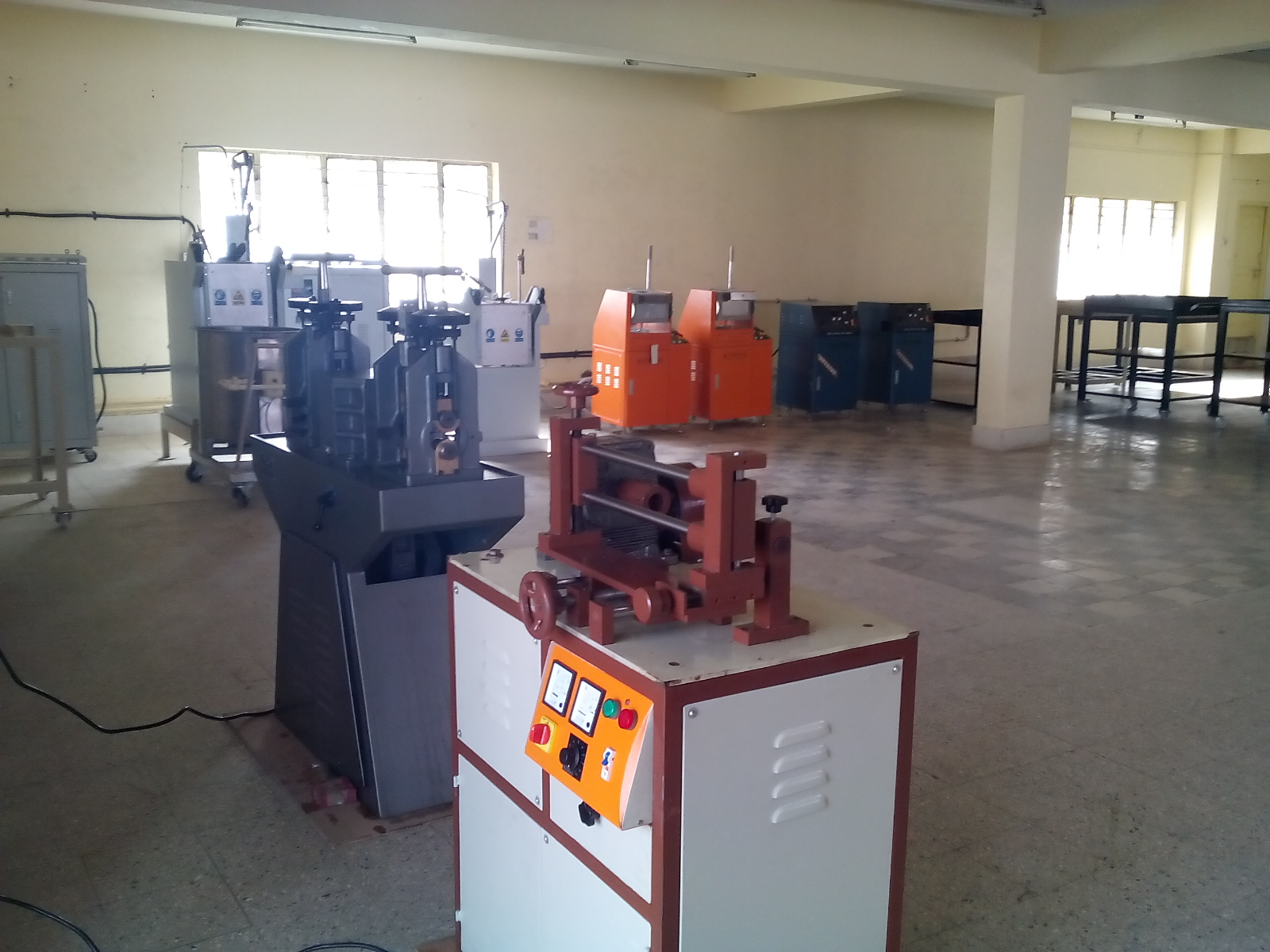 Gold refinery setup available for immediate sale in Bangalore.