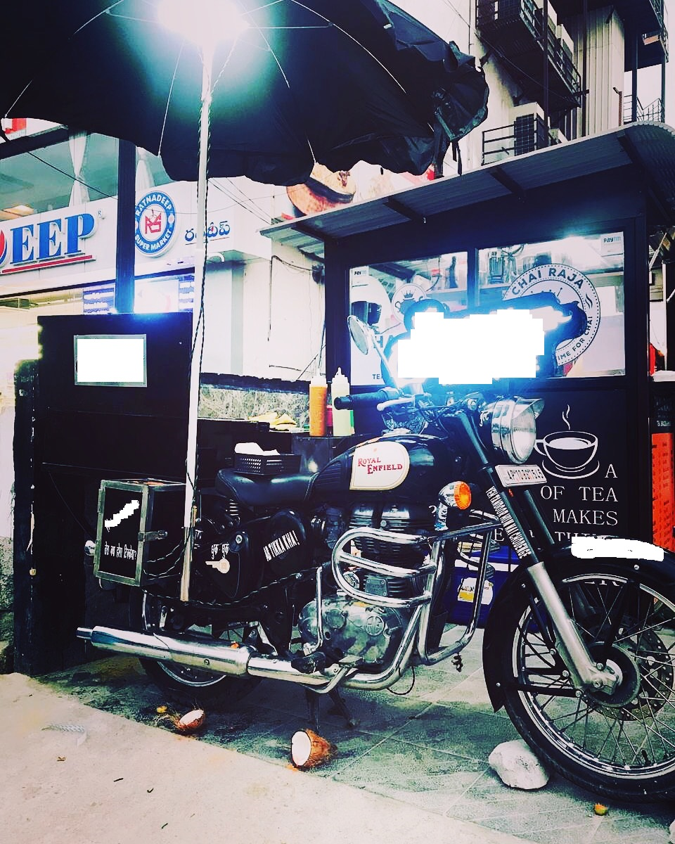 Food Franchise Bbq on Bike Business for Sale in Hyderabad