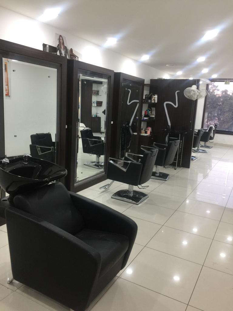 Branded Salon & Slimming Centre for Sale in Pathankot