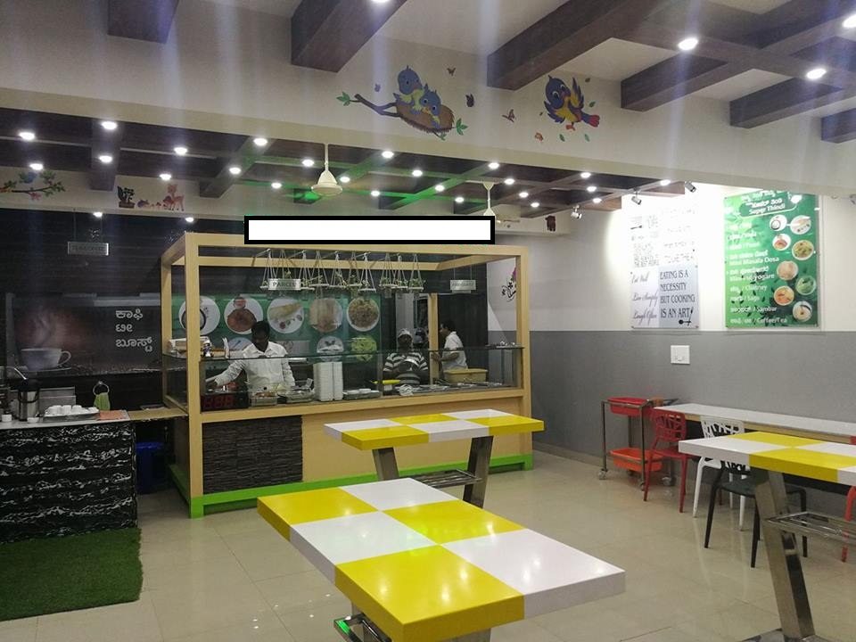 Profitable South Indian Restaurant for Sale in Rr Nagar, Bangalore