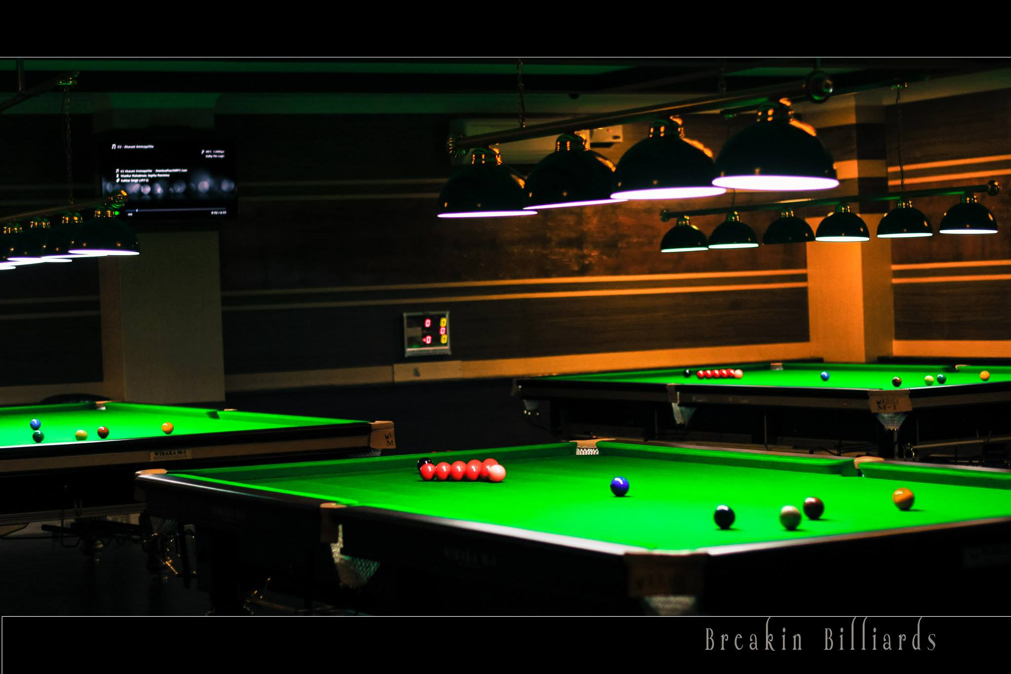 Snooker Parlour for Sale in Chennai