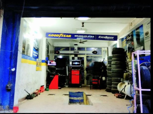 Good Year Tyre Franchise Resale in Gurgaon