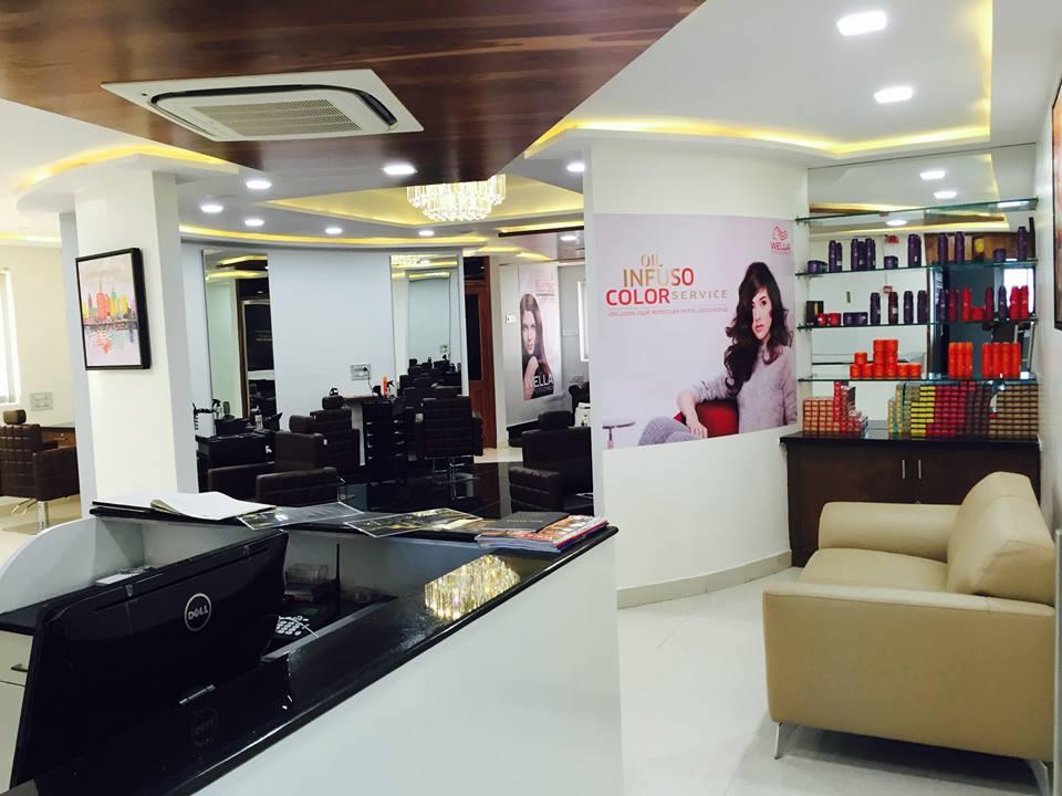 Profitable Premiere Unisex Salon for Sale at a Prime Location in Gachibowli
