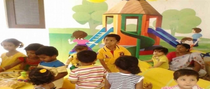 Running Pre School for Sale in Hyderabad
