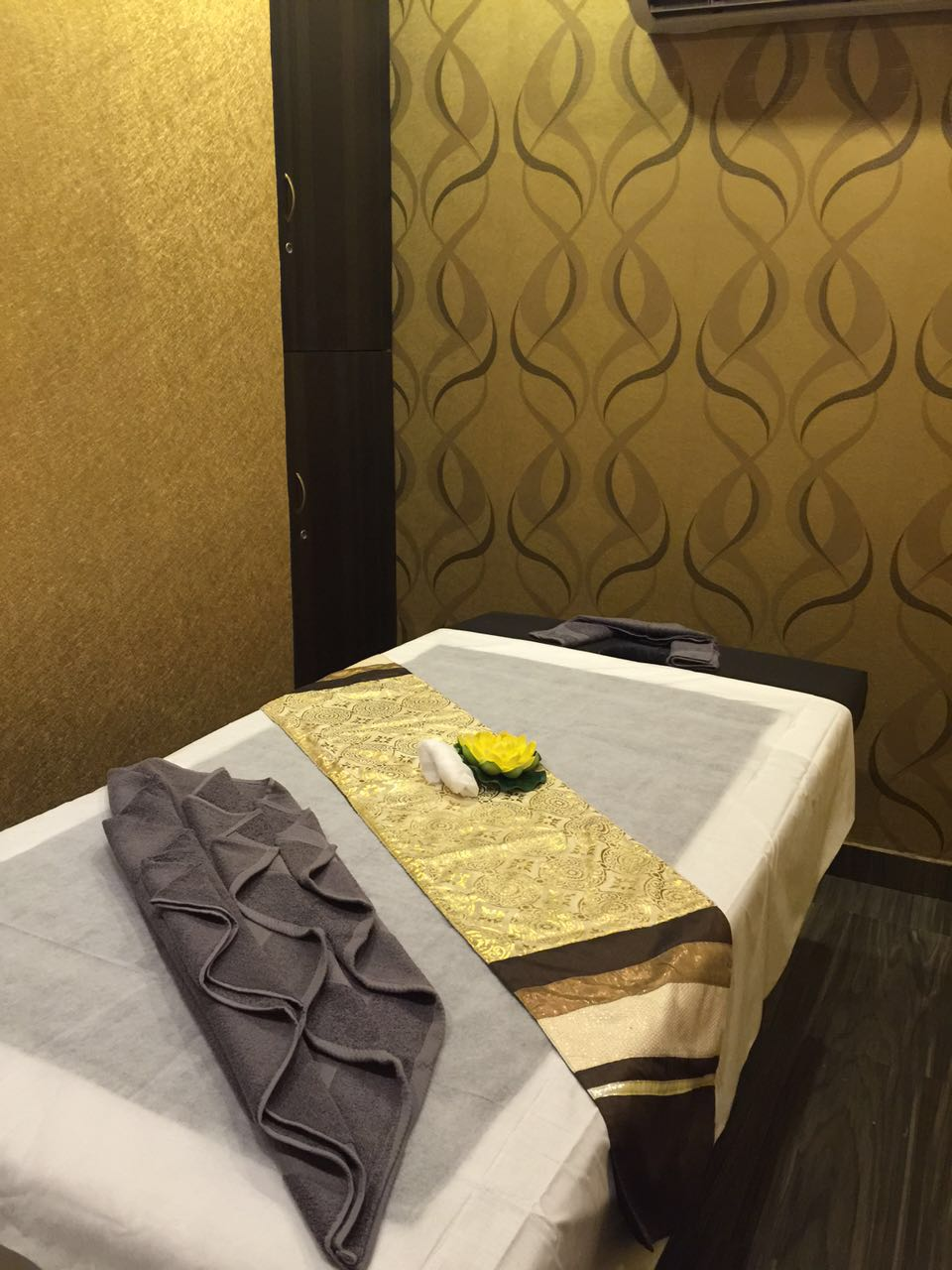 Fully Furnished Running Spa Available for Sale in Bhopal