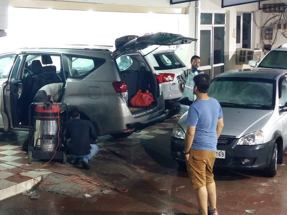 Profitable Car Washing and Detailing Center for Sale in Panchkula
