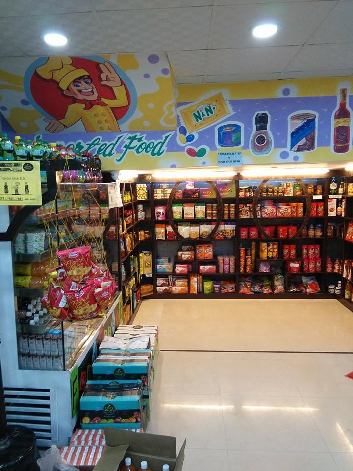Running Supermarket Store for Sale in Delhi