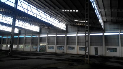 Newly Built Ready Factory for Sale in Pune
