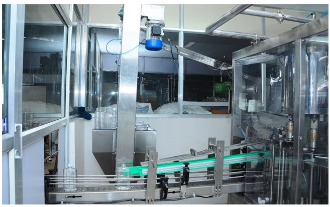 Structured Alkaline Water Manufacturing Plant for Sale in Bangalore