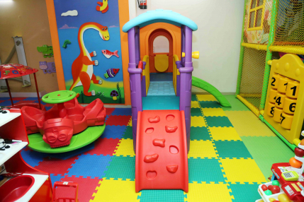 Profitable Kid Playzone with in House Cafe for Sale in Delhi