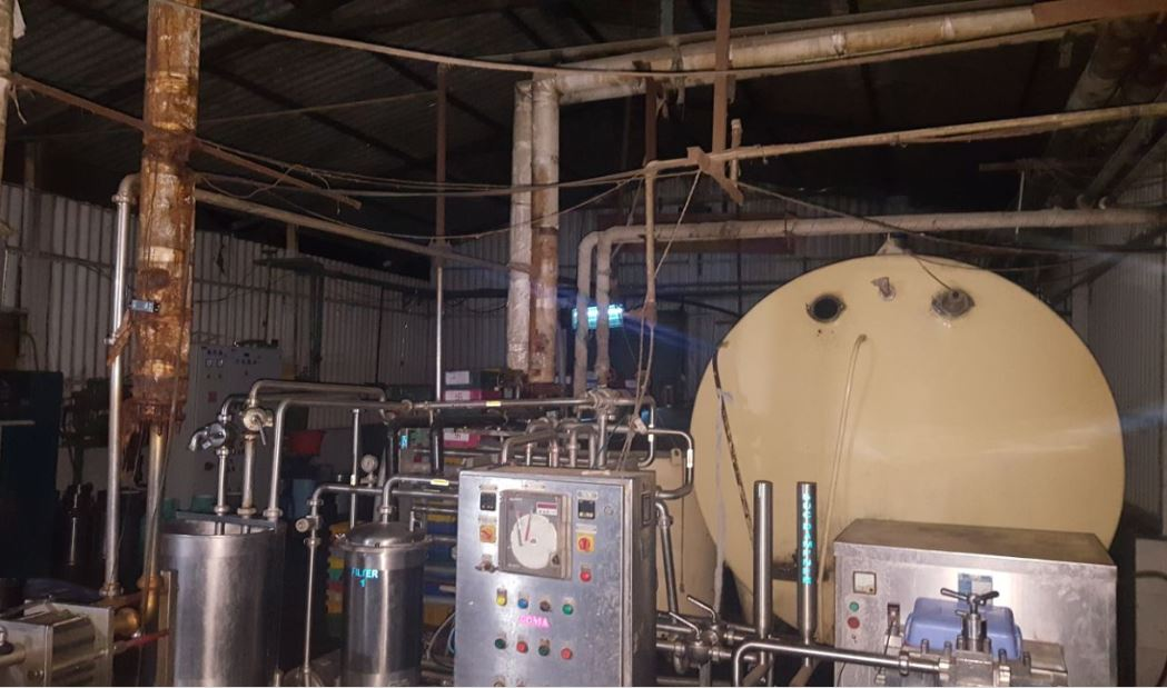 Running Dairy Plant for Sale in Kolhapur