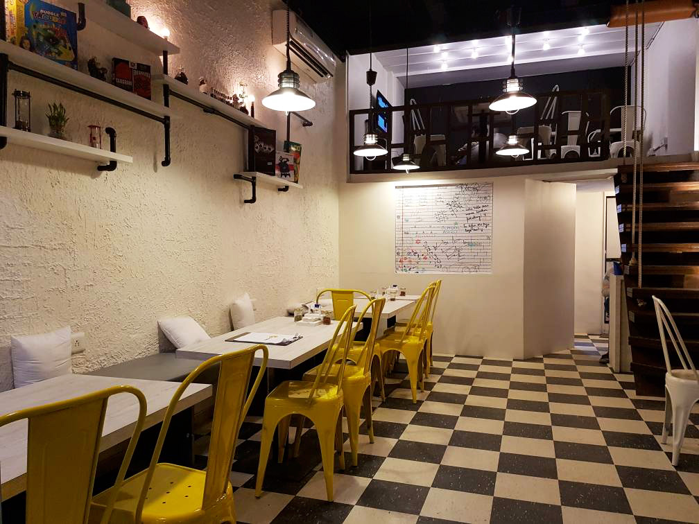 Game-Based Cafe Serving Fusion Food Available for Sale in Mumbai.