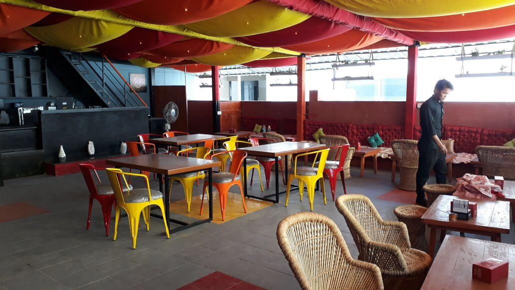 Roof Top Cafe Business for Sale in Bangalore