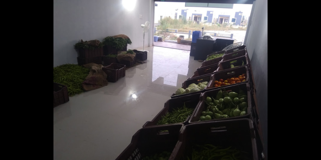 A Good Running Grocery Store for Sale in Hyderabad