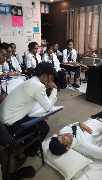 Profitable Operational Franchise of Education Insitute in Healthcare Sector Is for Sale in Delhi
