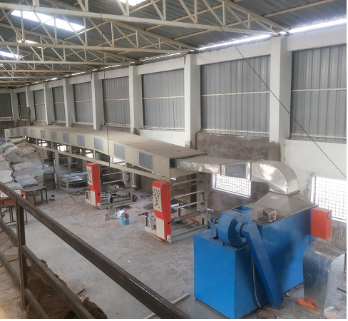 Bopp Tape and Liner Manufacturing Business for Sale in Pithampur