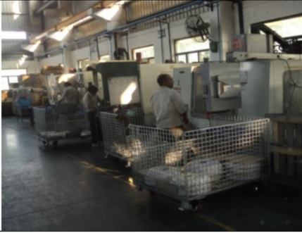 Automobile Parts Diecasting Unit for Sale in Gurgaon