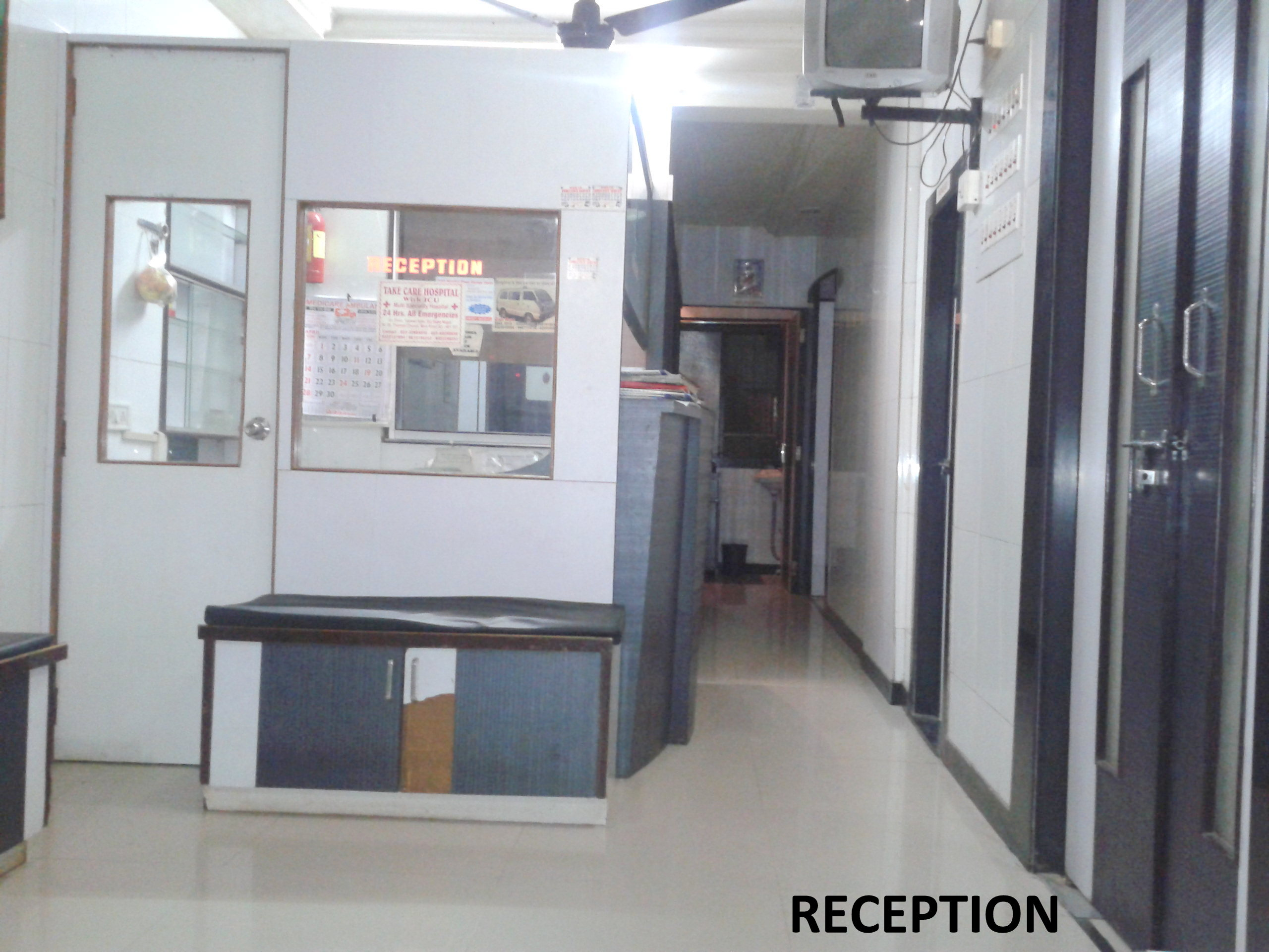 A fully equipped 18 bedded multi-speciality hospital for sale or lease or JV in Mumbai