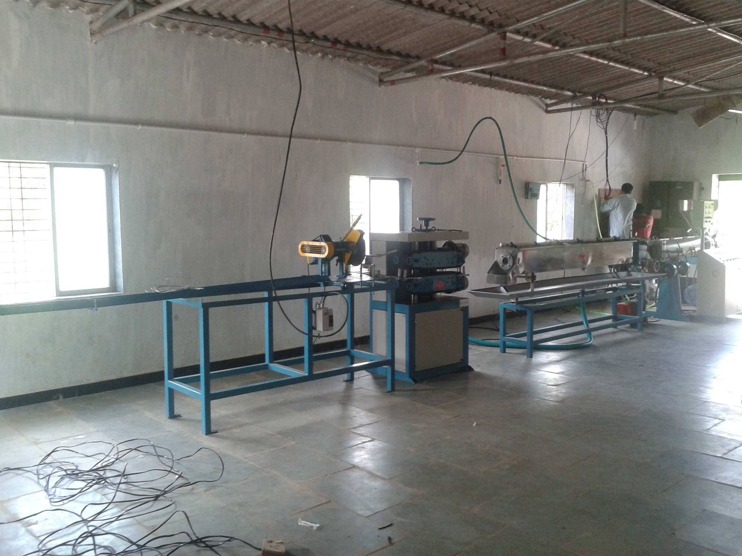 Pvc Pipe Manufacturing Unit for Lease in Alibag, Maharashtra