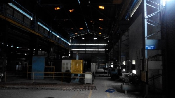 Casting Factory for Sale on Pune – Nasik Highway (with or without machinery)