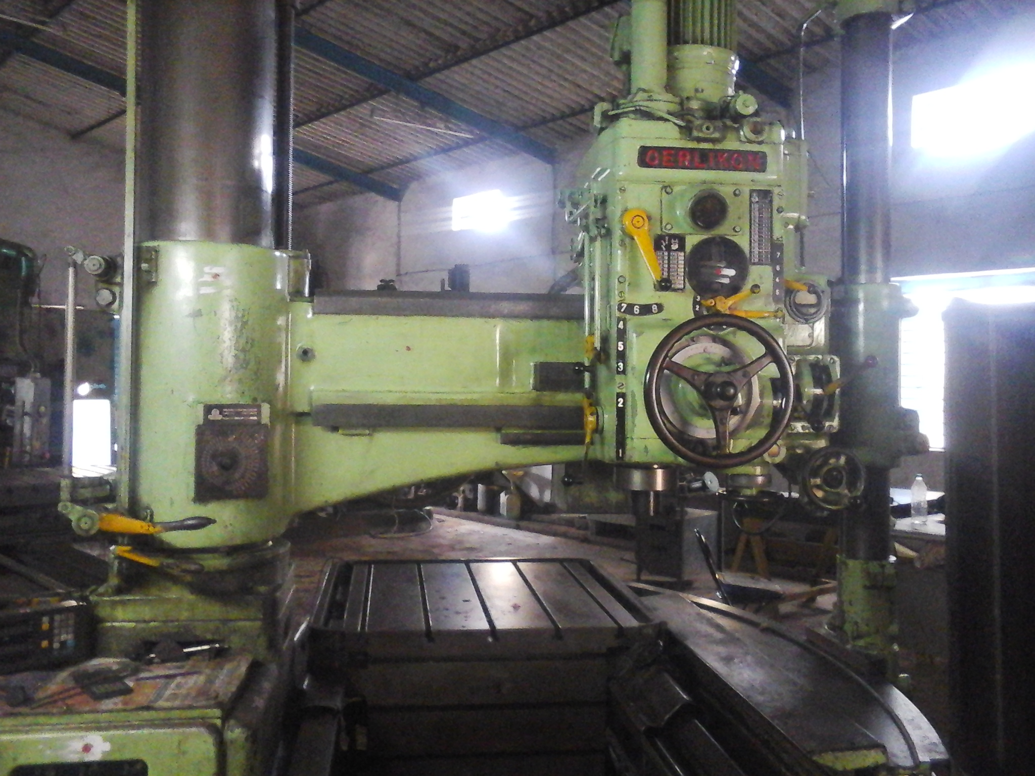 A Profitable Machine Shop (Heavy Engineering) for Sale in Bangalore