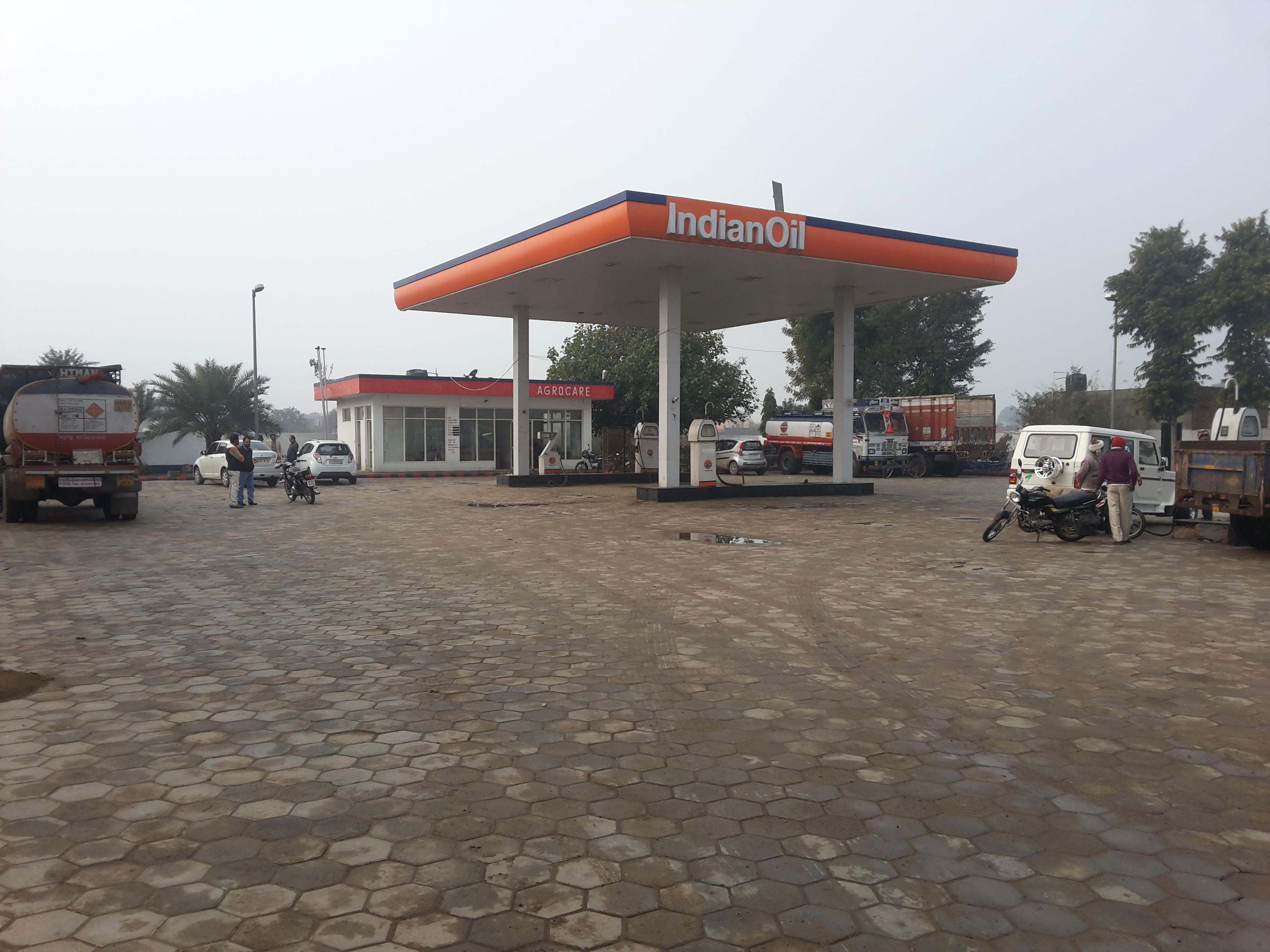 Profitable Indian Oil Petrol Pump for Sale in Sirsa