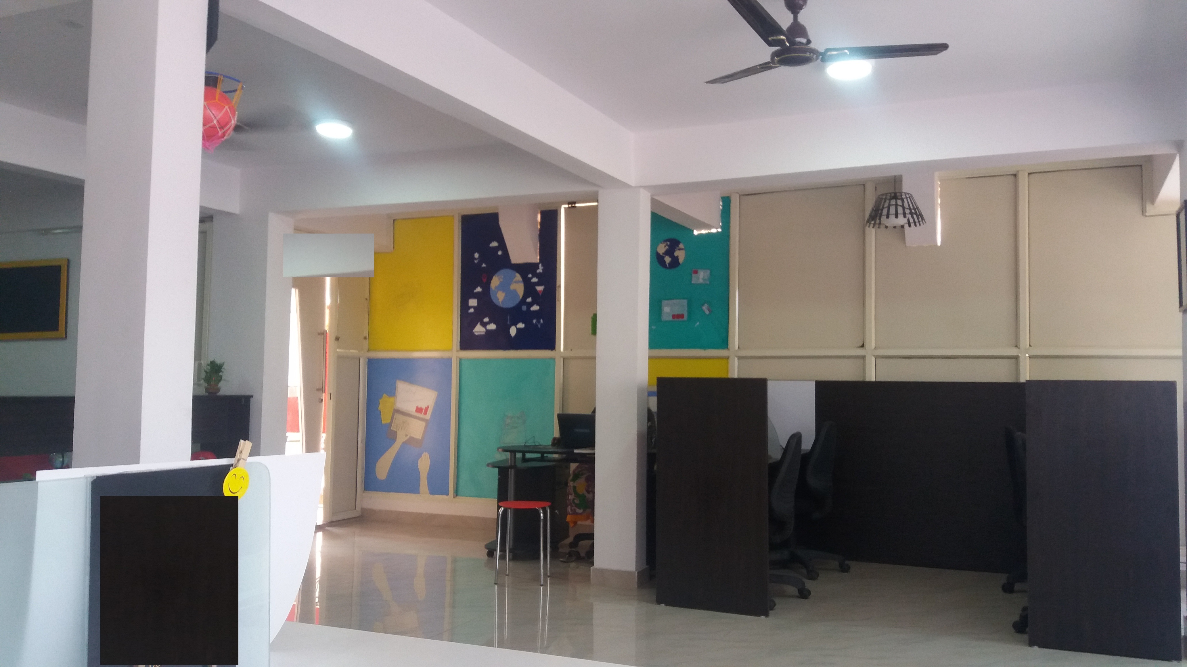 Well established Coworking space for sale in OMBR layout Banglore