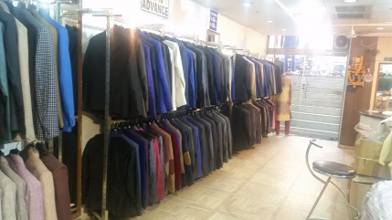 Running Garment Shop for Sale in Delhi