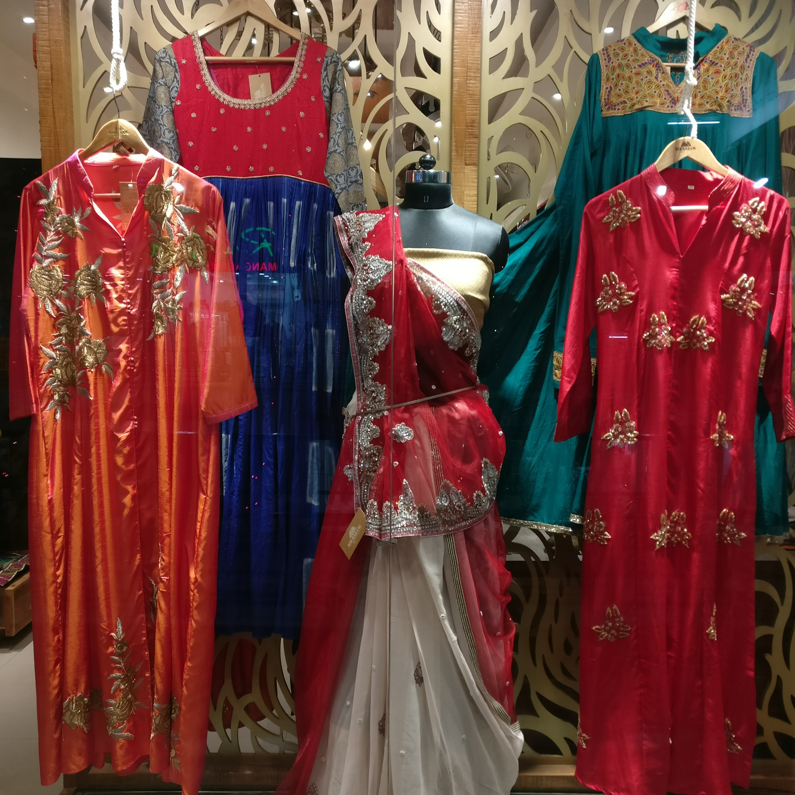 Premium High Fashion Ladies Clothing Store for Sale in Vadodara.