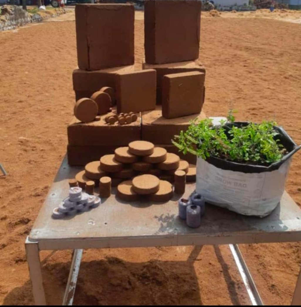 Coir pith trading business with good goodwill for sale