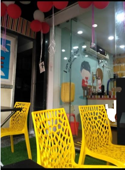 Newly Established Fast Food Cafe for sale in Hyderabad
