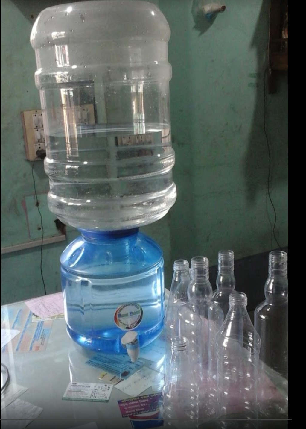 A Successful Pet Bottle Manufacturing Company for Sale in Habra