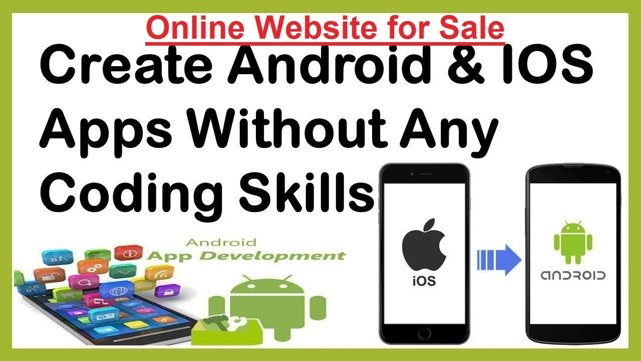 Diy Android & Ios Apps Development Platform for Sale in Kollam