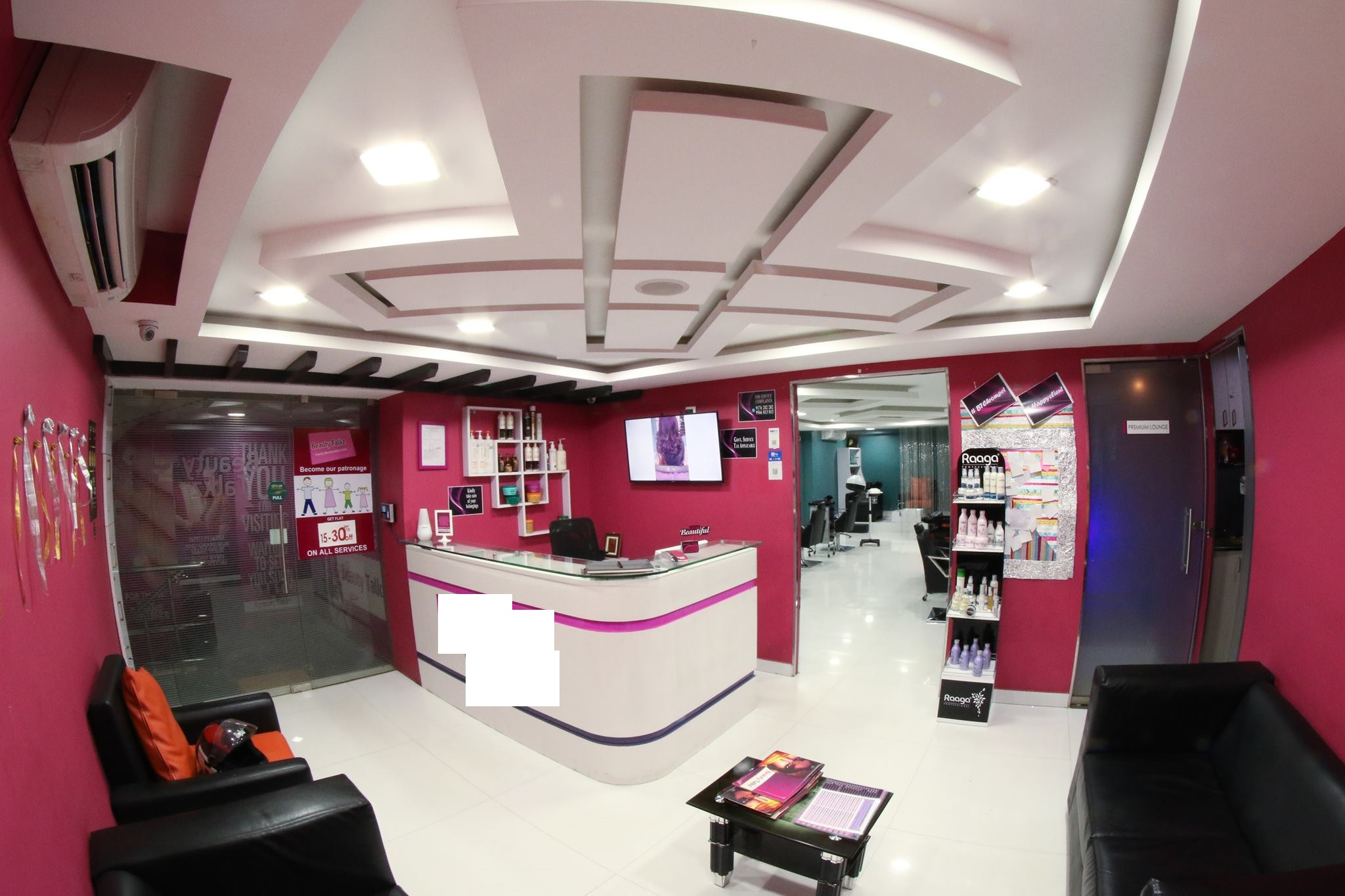 Successfully Running Branded Unisex Chain of Salon & Spa for Sale in Chennai