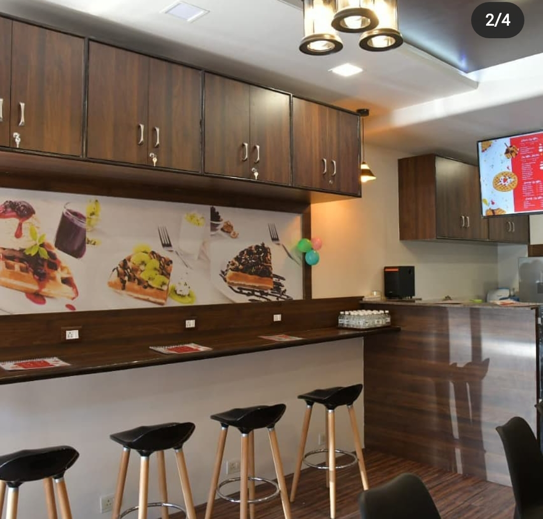 Running Waffle Franchisee for sale in Vadodara