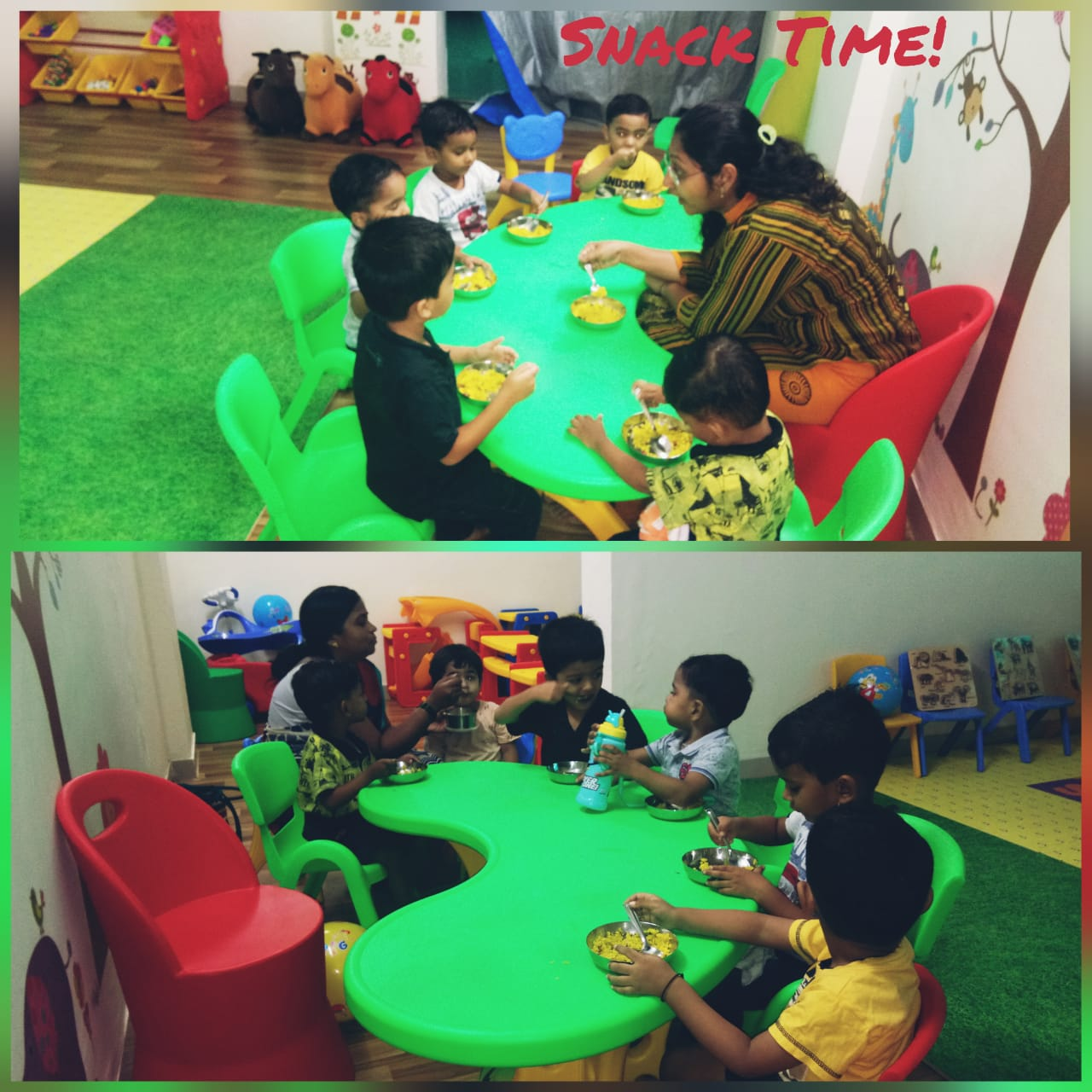 Newly Opened Franchise Preschool and Daycare for Sale in Pune