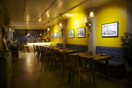 Small Scale Restaurant With Bar License in Posh Area for Sale in South Delhi