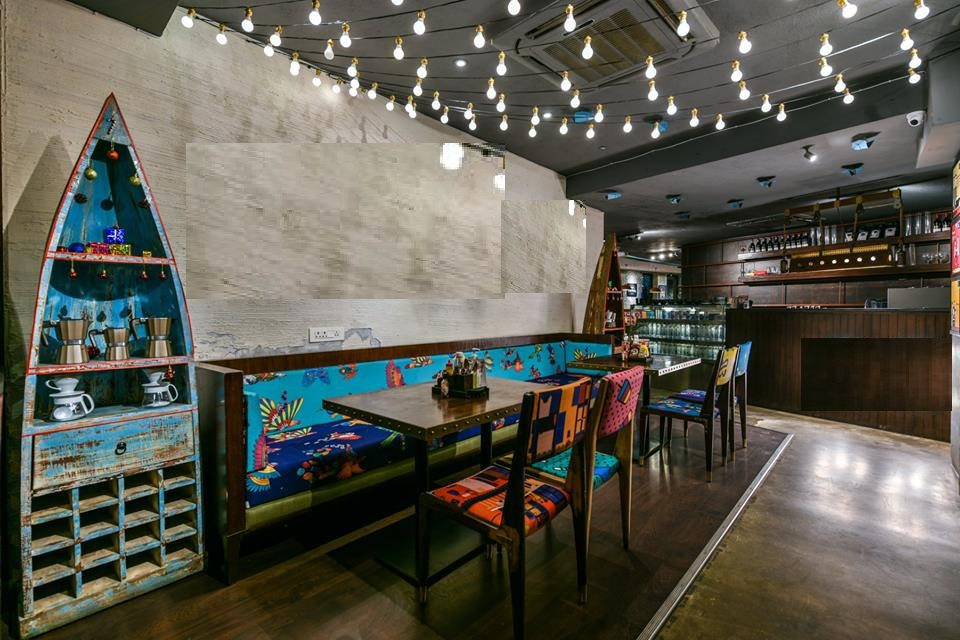 Cafe with 25 franchise looking for business expansion