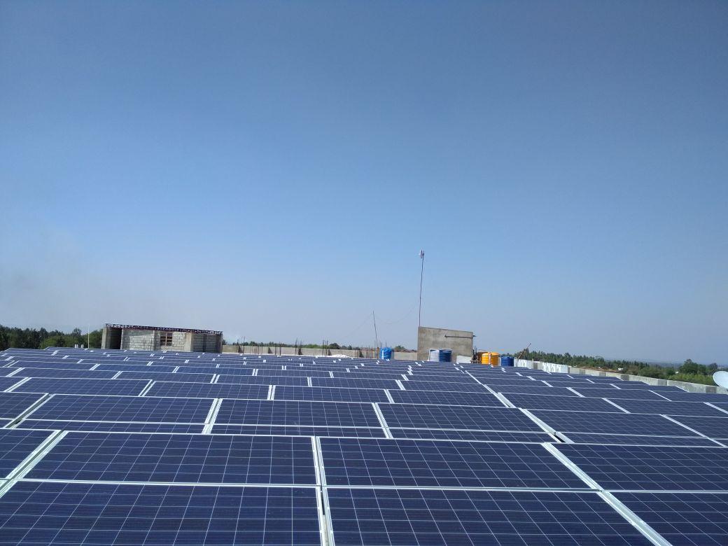 150 Kilo Watt Solar Power Plant for Sale in Bangalore