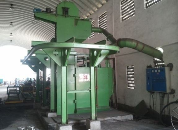 Iron Casting Plant for Sale near Solapur, Maharashtra