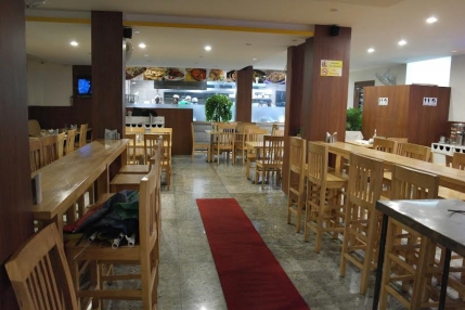Multi-cuisine restaurant in fast-growing north Bangalore for Sale