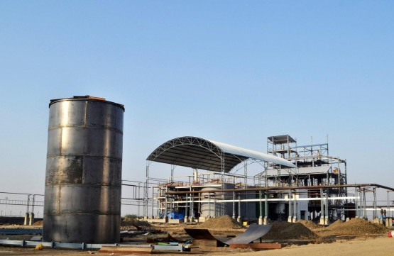Well established Sugar and bio plant is for sale in Hyderabad