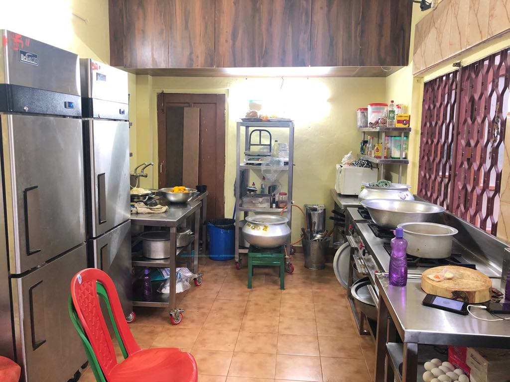 Newly Established Cloud Kitchen for Sale in Kolkata