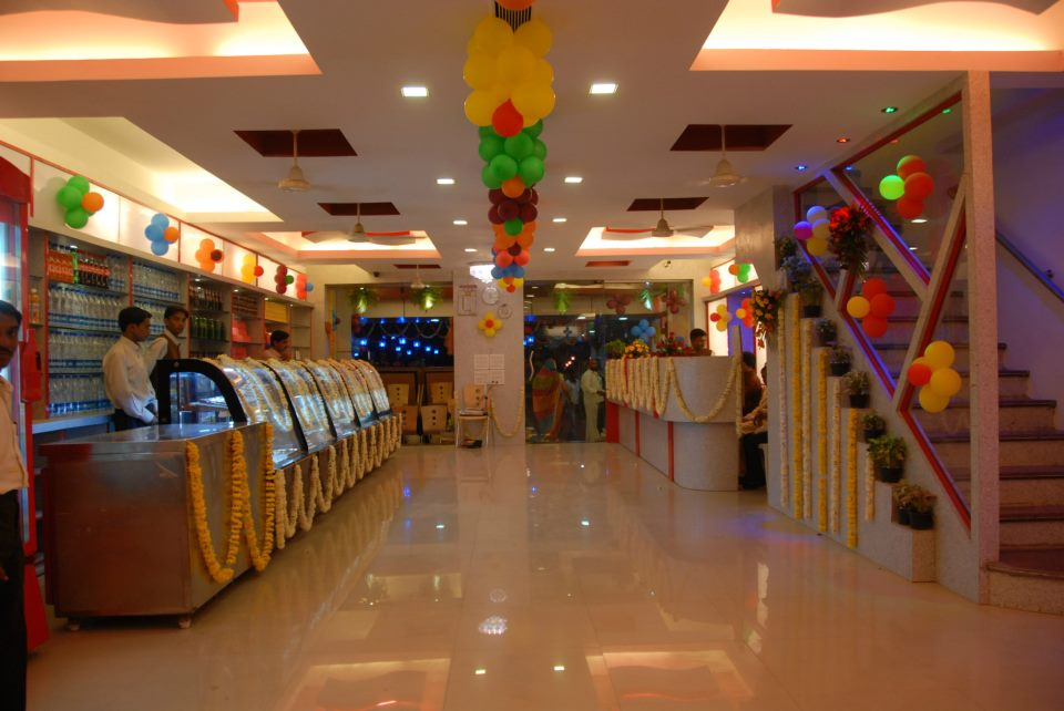 Fully Furnished Restaurant Set Up for Asset Sale in Indore