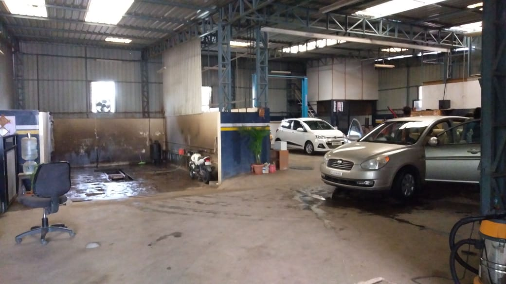 Fully Operational Multi-Brand Car Repair Centre Is Looking for an Exit