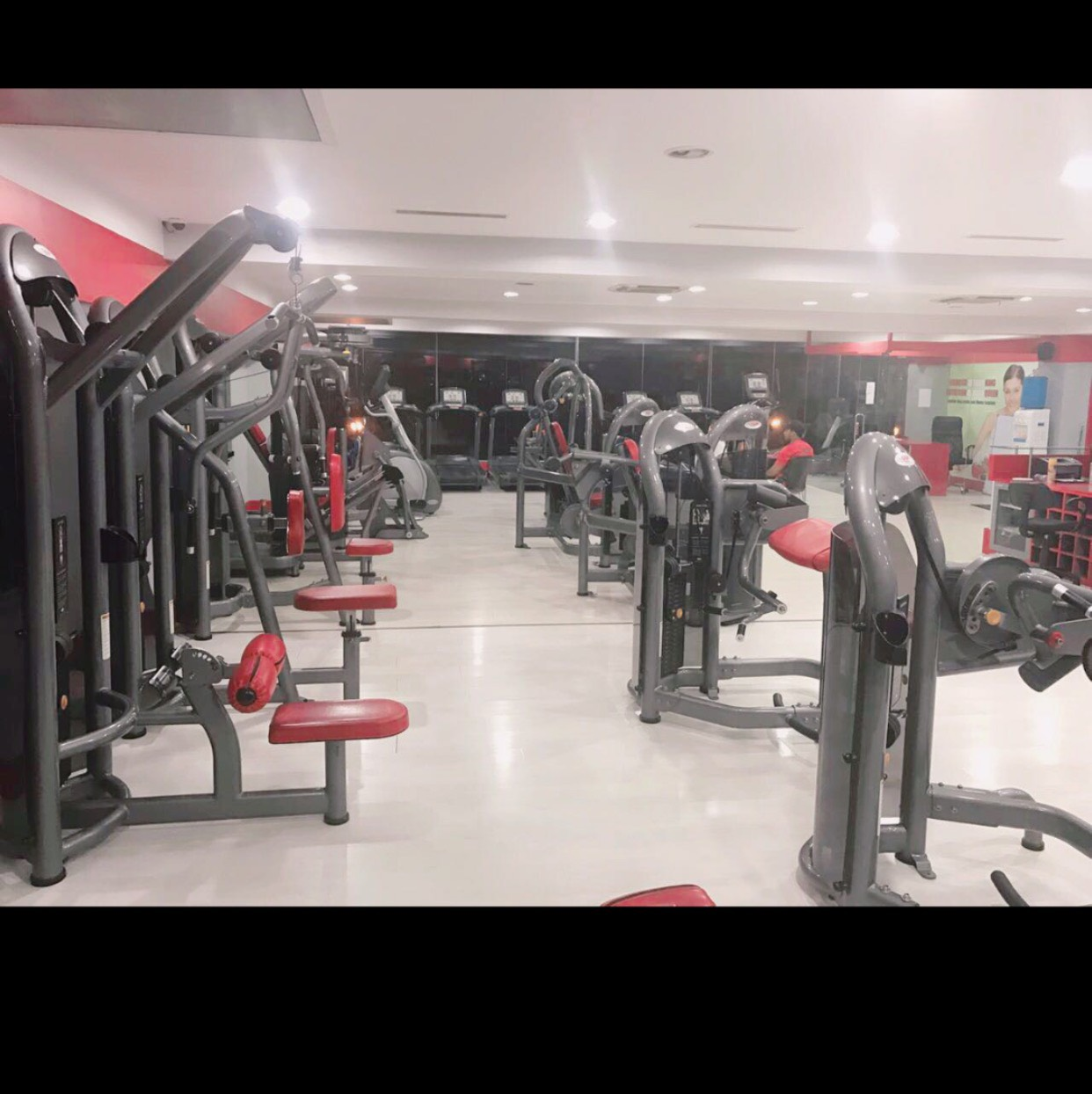 International Gym Franchise for Resale in Bangalore.