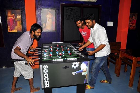 A Brand New Snooker & Coffee Bar for Sale in Alappuzha, Kerala