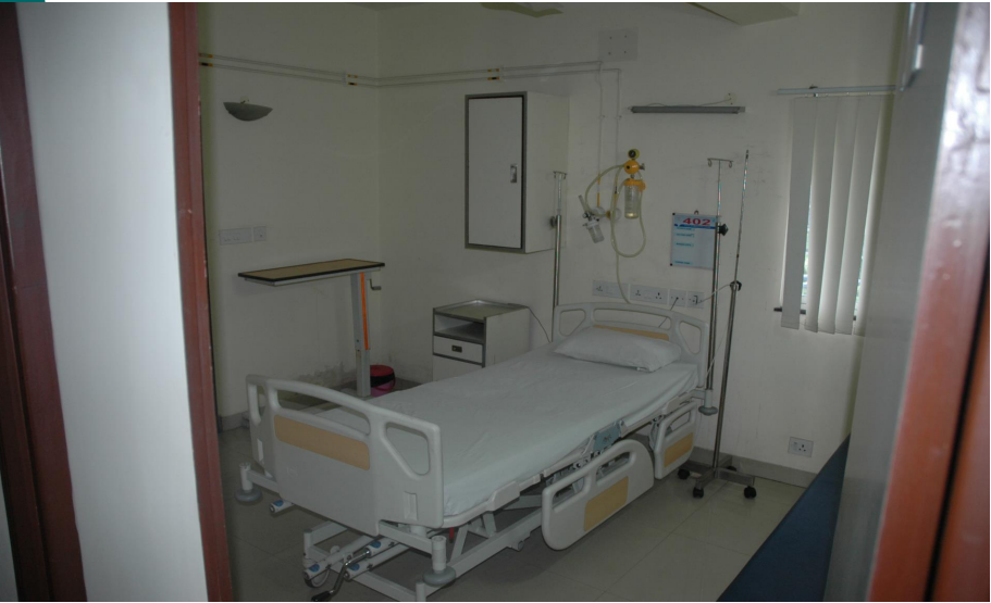 80 Bedded Multi Speciality Hospital for Sale in South Kolkata