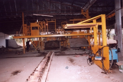 Railway Concrete Sleeper Manufacturing Plant for Sale / Investment in Assam